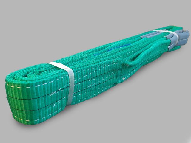 ESLINGA PLANA-D.B. 2000 kg/5 mt.VERDE